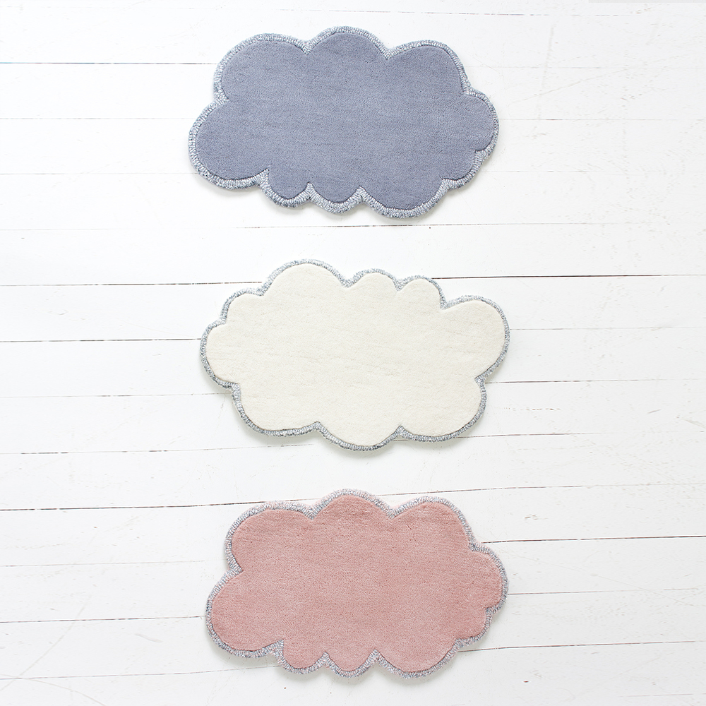 MINI 'DOLL' SIZE SILVER LINING CLOUD - CLOUDY, VANILLA & BLOSSOM