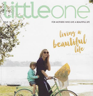 > LITTLE ONE MAGAZINE ISSUE 16