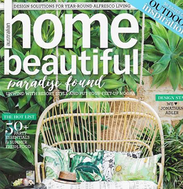 > HOME BEAUTIFUL MAGAZINE - FEB 2016