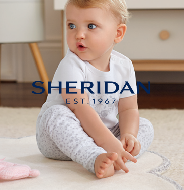 > SHERIDAN KIDS & BABY CATALOGUE SS16