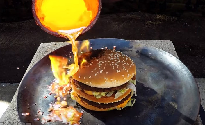 BIG MAC V. MOLTEN COPPER