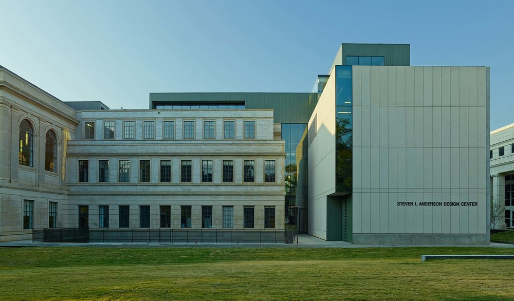 STEVEN ANDERSON DESIGN CENTER | MARLON BLACKWELL ARCHITECTS