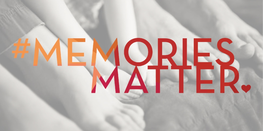 Be sure to visit our  Memories Matter page  to learn more...