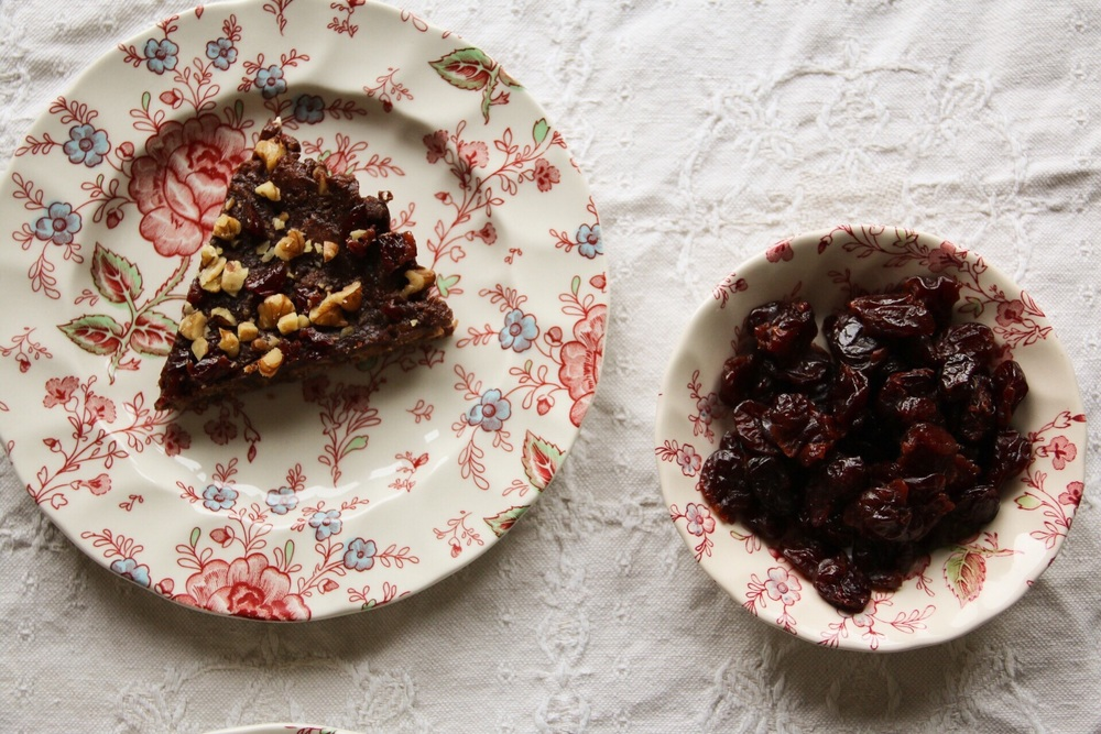 Chocolate Whole-Wheat Biscuit Cake — Penchant for Picnics