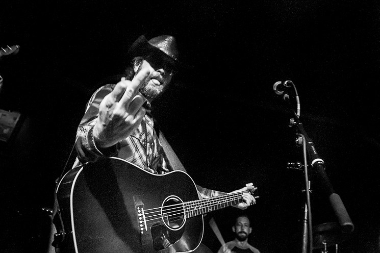 In a year consumed by fake news, it seems appropriate that one of music's biggest (or most obnoxious, anyway) newsmakers was one Wheeler Walker Jr. The foulmouthed...  READ MORE