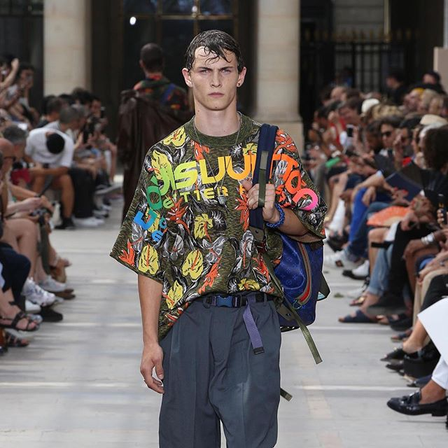 @LouisVuitton Mens Spring Summer 2018 'Archipelago' Collection