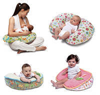 Use the Boppy through every stage