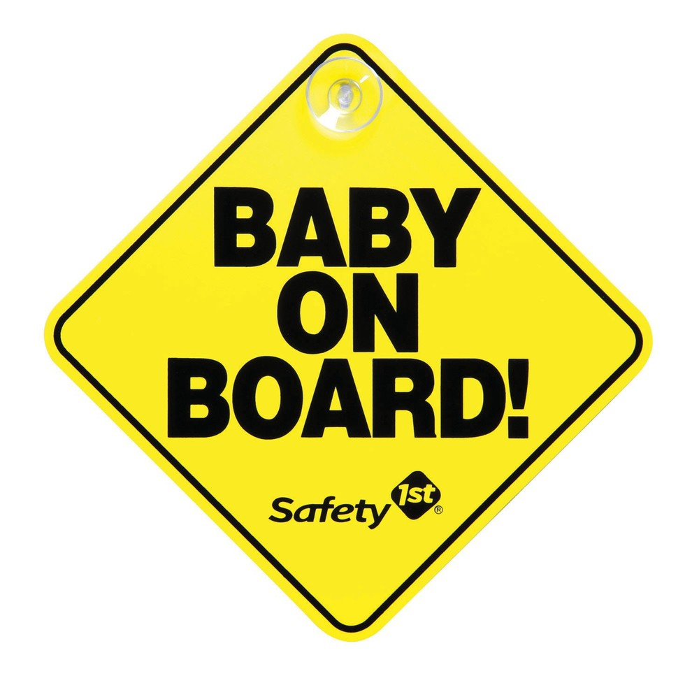 Baby On Board The Real Meaning Behind The Signs  Katertots - Car sign meanings