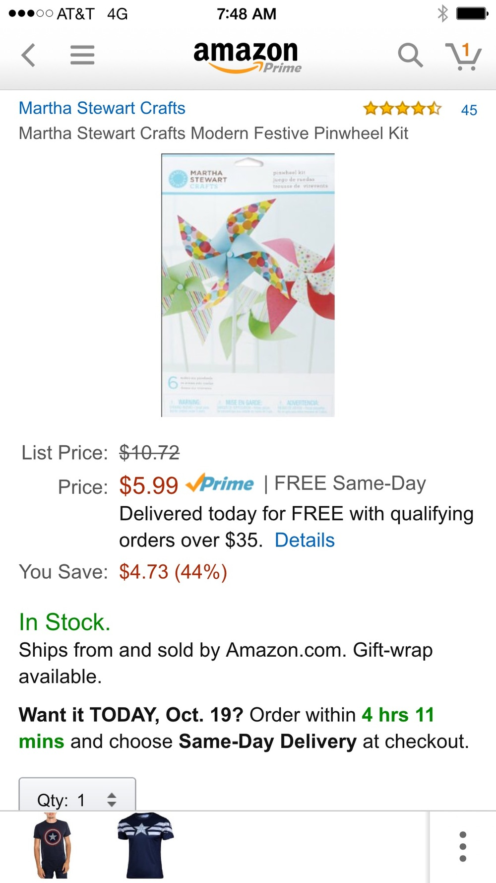 Apologies for the screen shot, blogging from my phone right now! http://www.amazon.com/Martha-Stewart-Crafts-Festive-Pinwheel/dp/B0052UO6W6/ref=sr_1_1?ie=UTF8&qid=1445349897&sr=8-1&keywords=pinwheel+martha+stewart