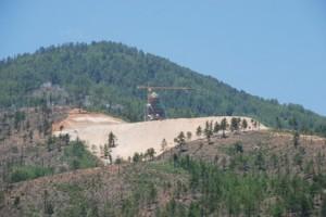 Alicia Morga Buddha Construction