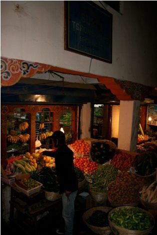 Alicia Morga Bhutan Grocery Store