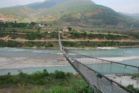 Alicia Morga Bhutan Bridge