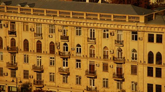 Alicia Morga Baku Hotel