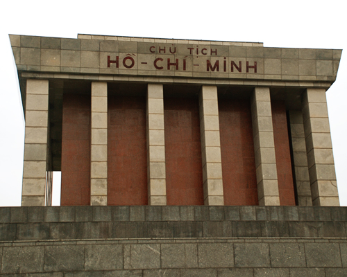 Alicia Morga Ho Chi Minh