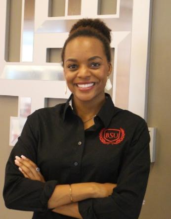 Programming Director  Kaila Overton