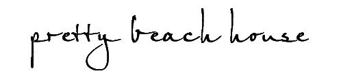 Pretty Beach House