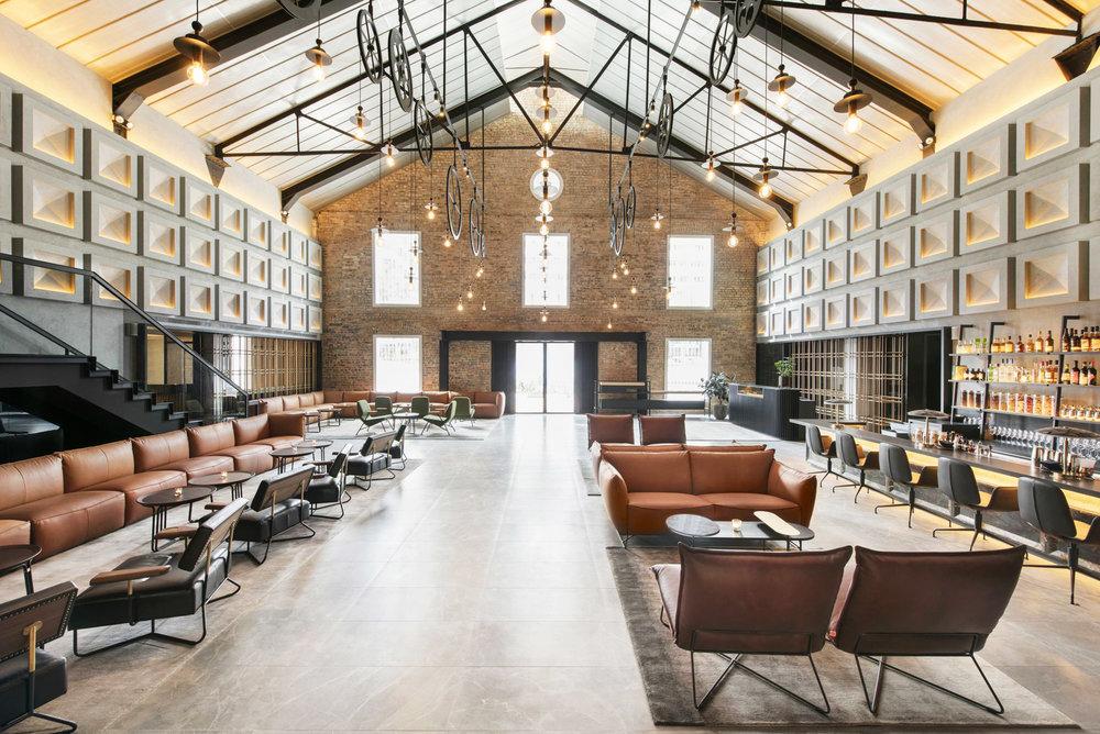 Image courtesy of The Warehouse Hotel.