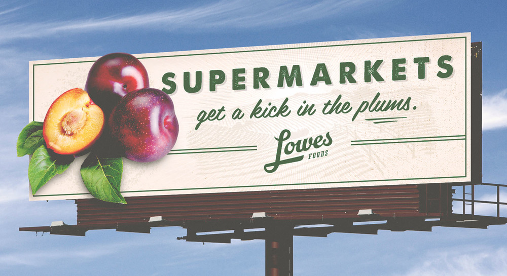LOWES FOODS REBRAND