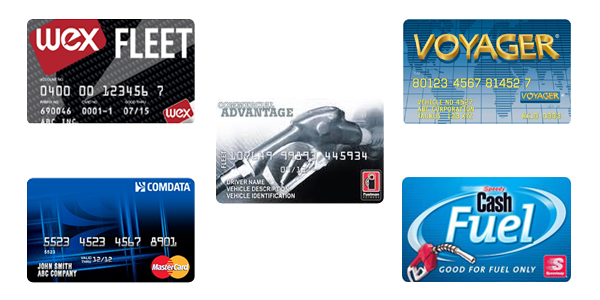 fuel cards - Fleet Fuel Cards