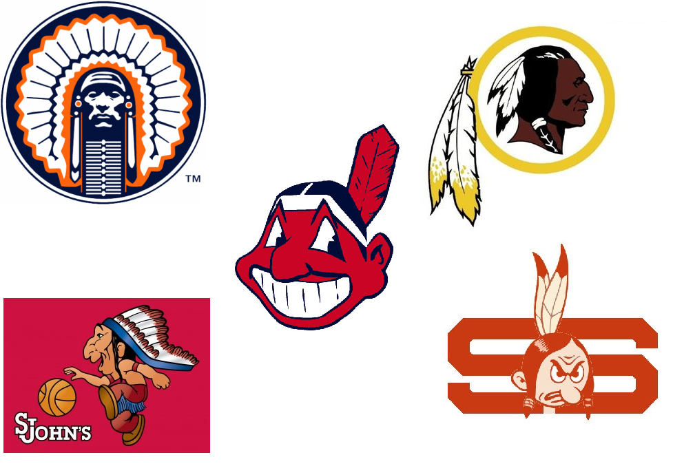 native american mascots should be banned essay This controversy involves the representation of native americans on athletic fields as mascots many athletic teams and universities, such as the university of illinois, have a native american as a mascot.