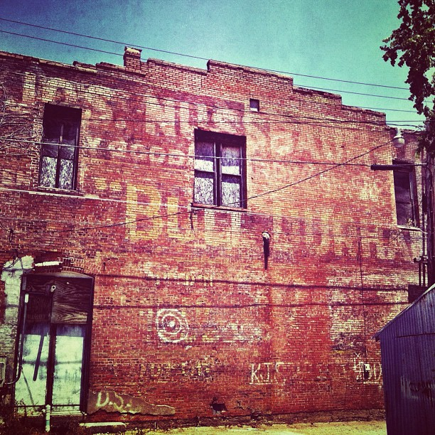 Abandoned, in Mexia, Texas. (Taken with  Instagram )