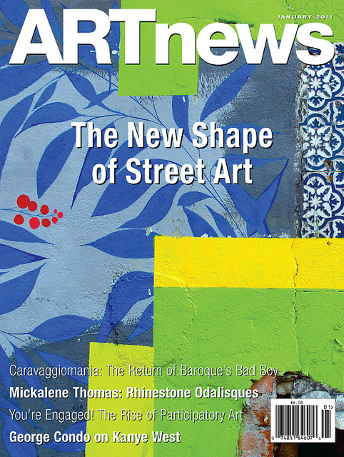 Via cmonstah: My cover story in ARTnews magazine about abstract and conceptual street art is now online. Check it!