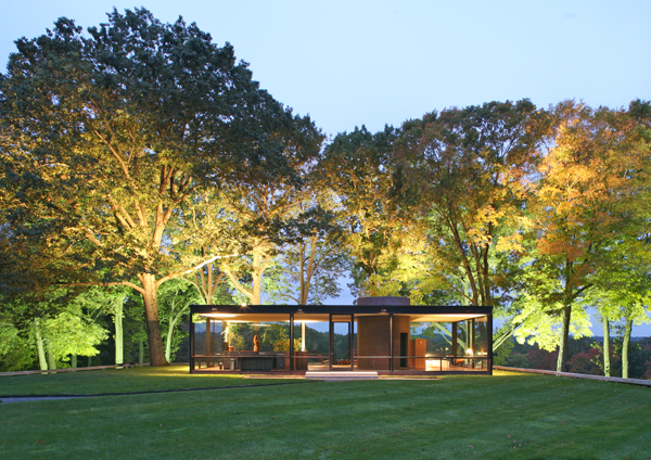 Design matters: Via architizer: Summer tickets to visit the Glass House may have sold out before you could get your grubby mitts on them, but the organization preserving Philip Johnson's iconic weekend getaway in Connecticut is bringing the house's A-game to the online sphere for all to enjoy.  By all we mean design commentators like Michael Beirut, Alissa Walker, Alice Rawsthorn, and Allan Chochinov, but also: you. You you you!