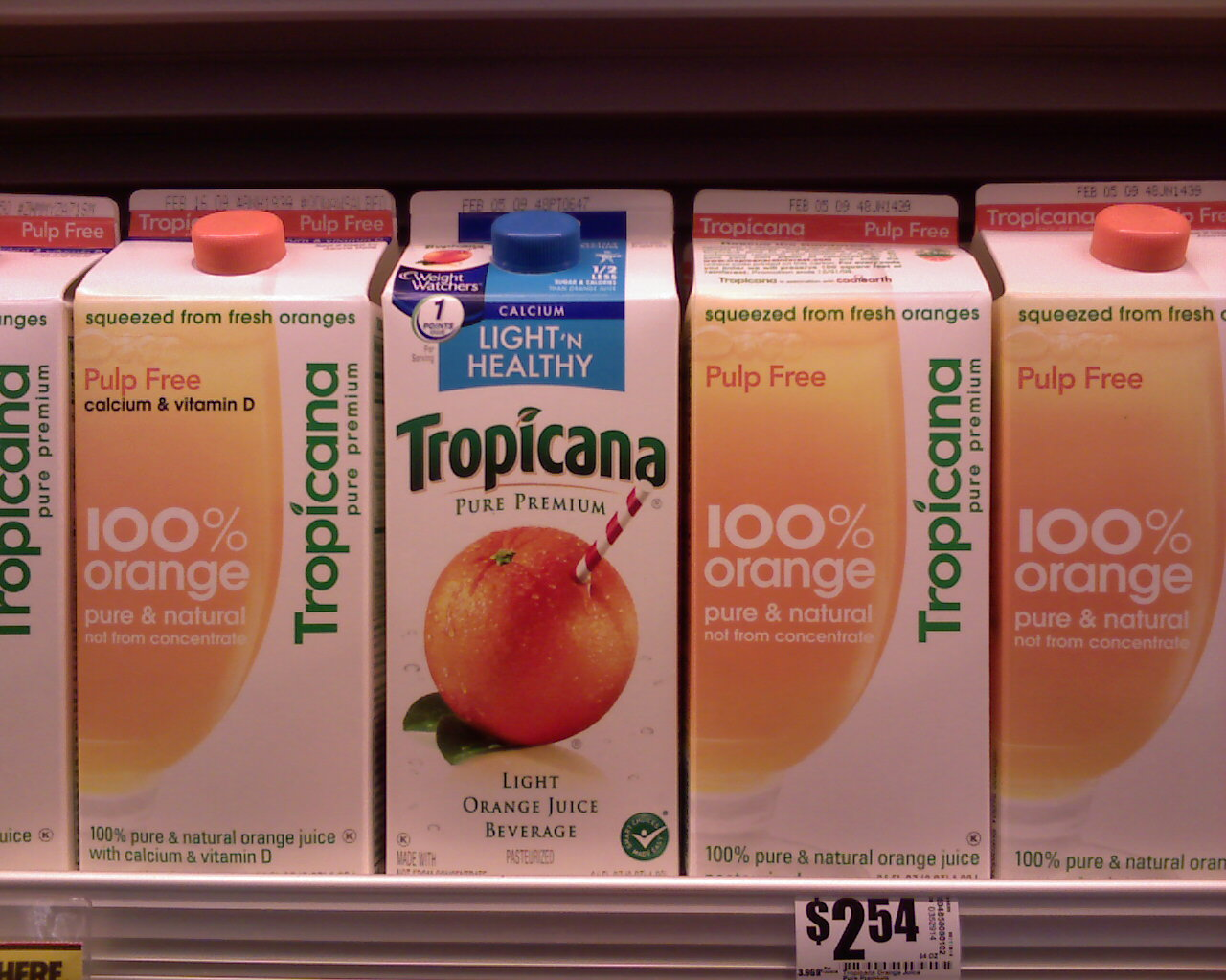 Tropicana. Packaging. Change. Huh?