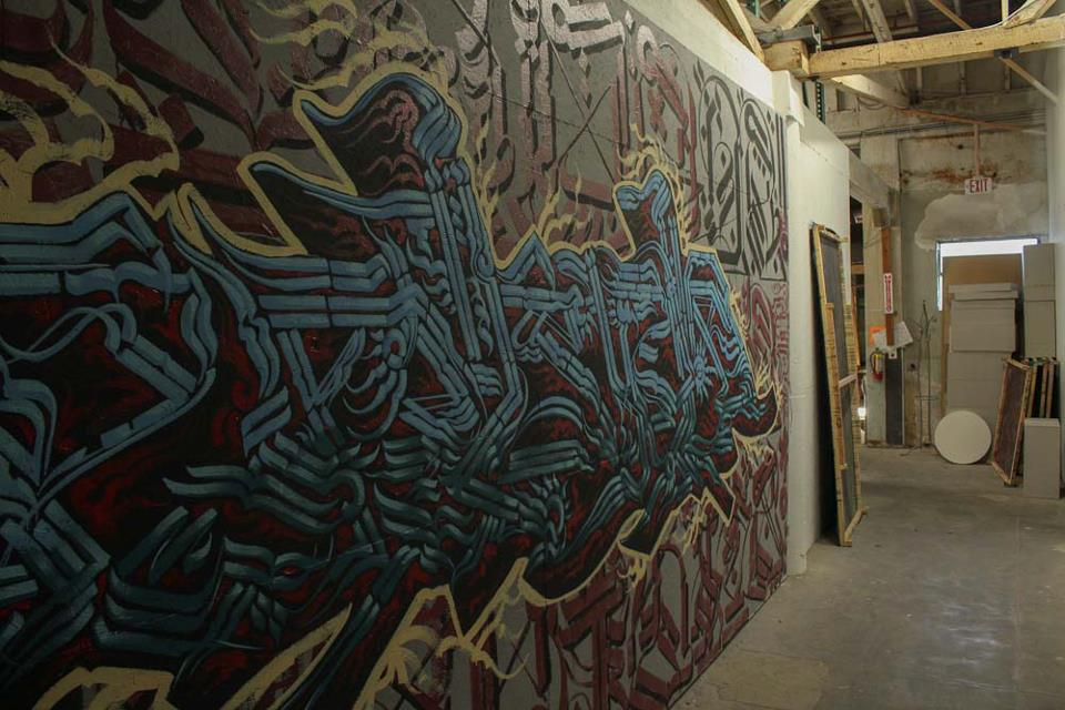 Faultline Mural, Oakland, CA