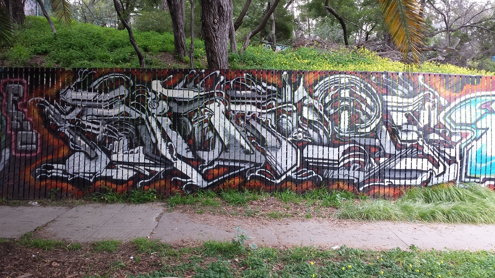 Park Garden, Oakland, CA