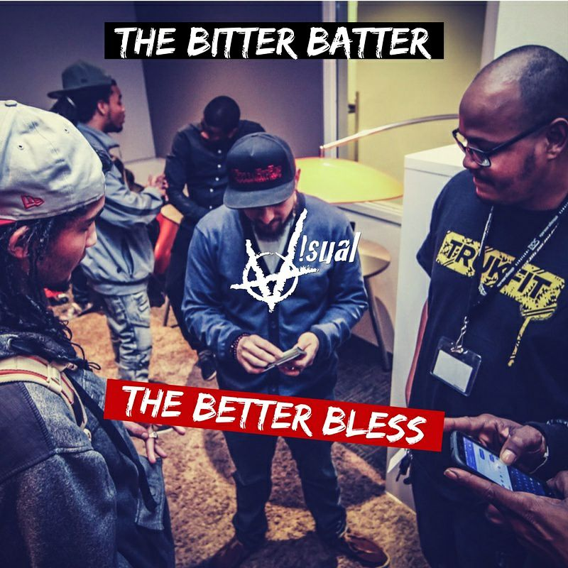 Bitter batter, better bless