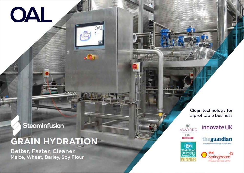 Maheu Steam Infusion Manufacture
