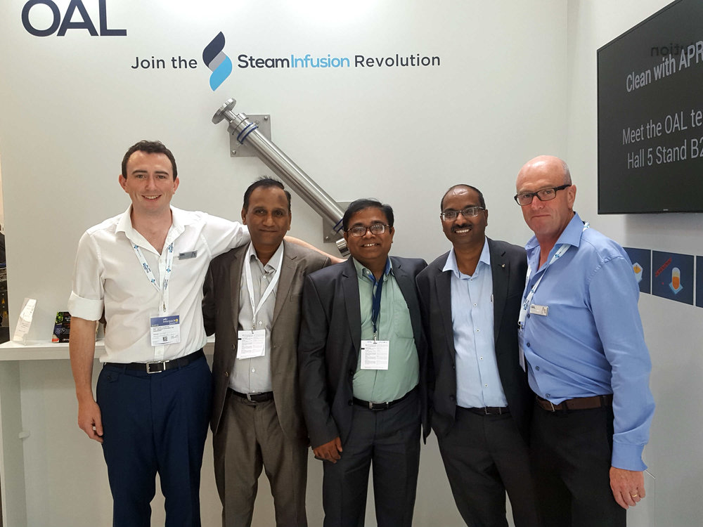 OAL at Interpack
