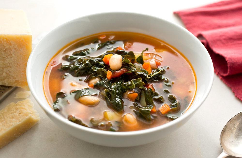 Soups - Chunky