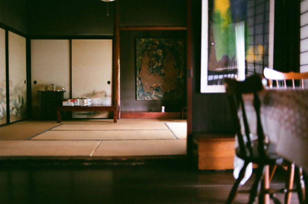 観自庵 Takahama, Fukui.