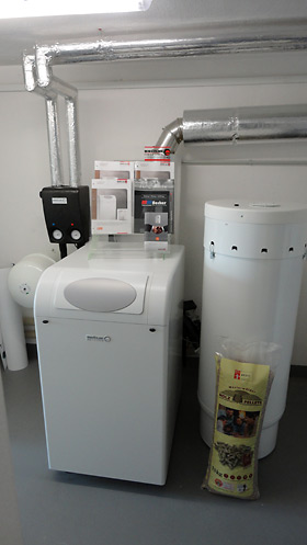 Edilkamin Space 11kW