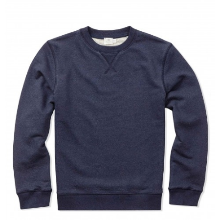 Men's Loopback Cotton Sweatshirt (photo: Sunspel)