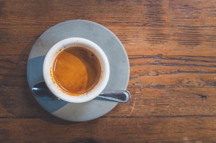 Single shot Espresso (Photo: Jeremy Ricketts)