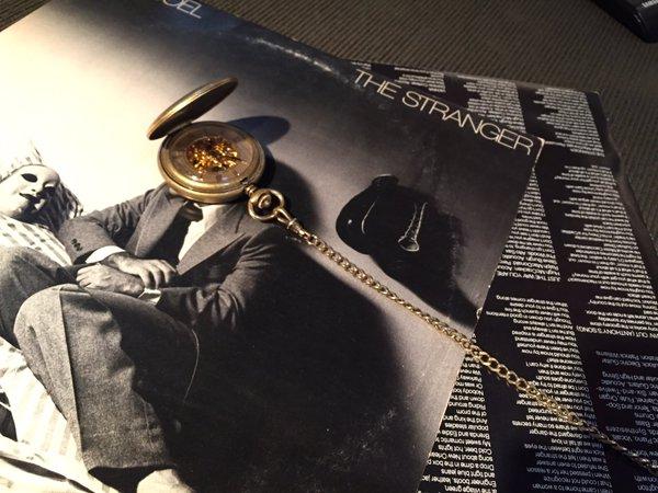 Billy Joel's 'The Stranger'