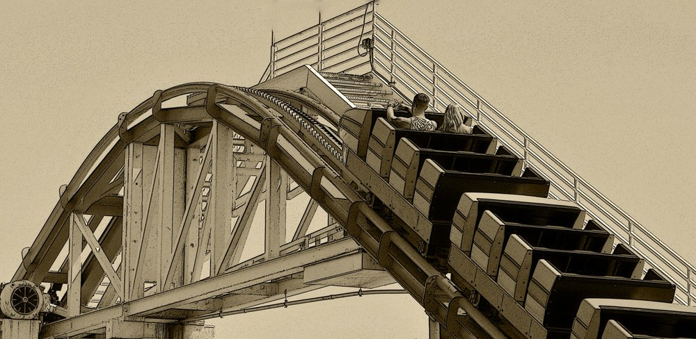 Hype Cycle: A roller coaster ride for all innovations.