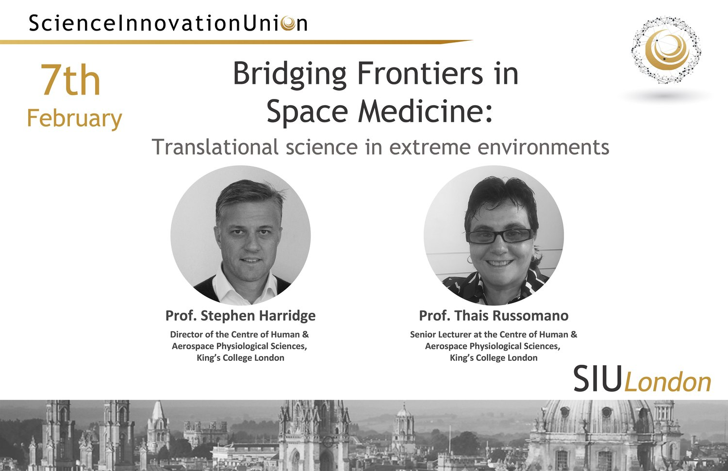 Bridging Frontiers in Space Medicine: Translational science in