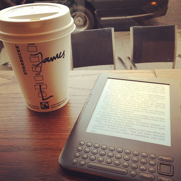 Coffee & A Kindle