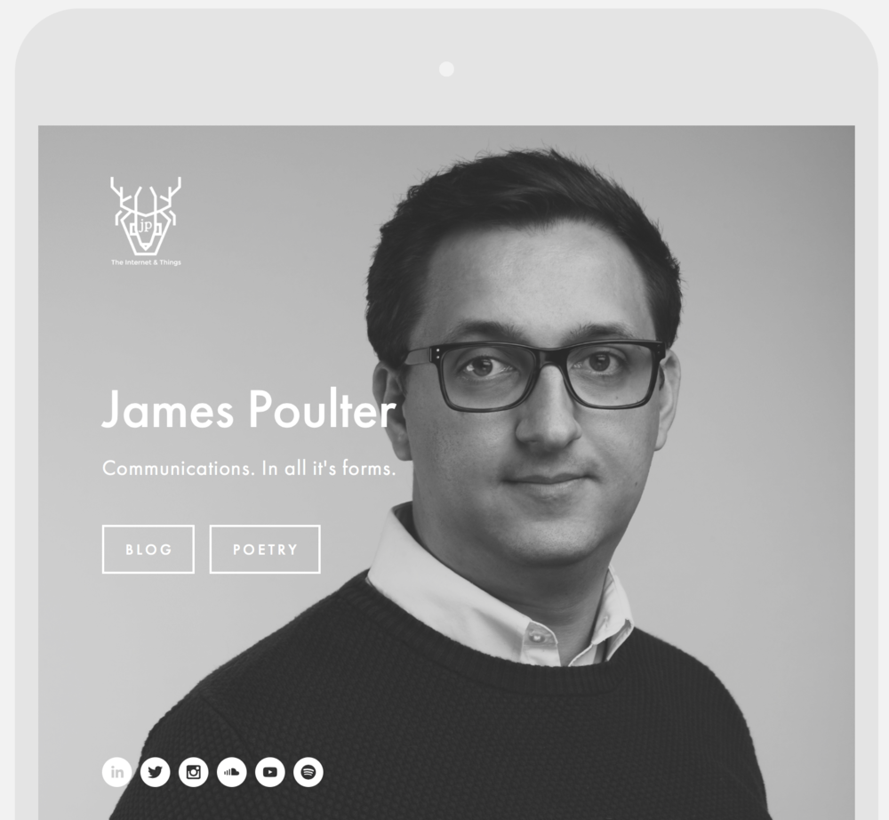 The new cover pages feature in SquareSpace 7 really rocks, shame about the guy in the photo.