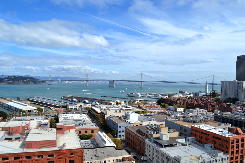 North Beach, San Francisco, California
