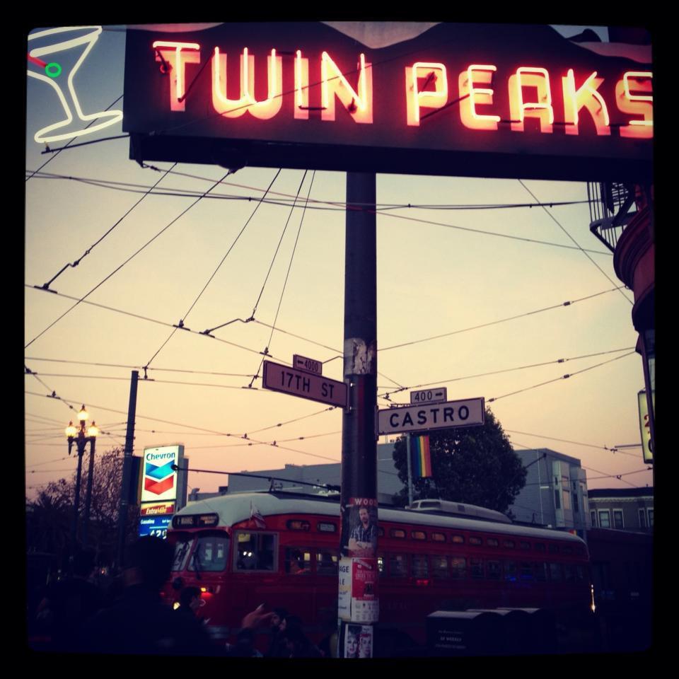 Twin Peaks, Castro