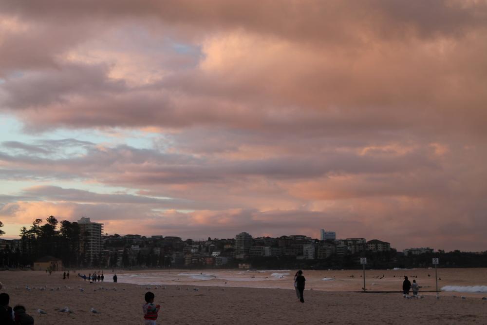 Plage de Manly, Sydney