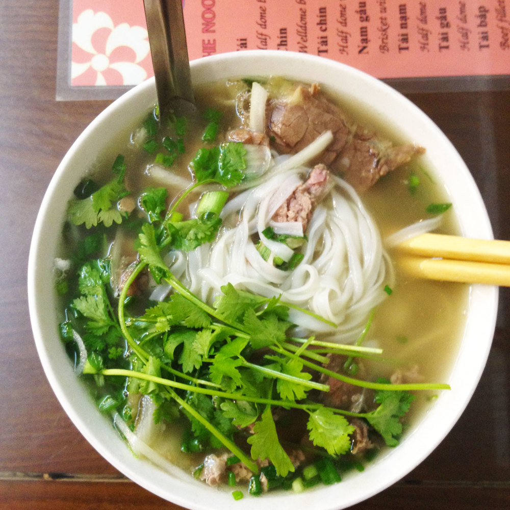 Hanoi - Pho-Bo - Wonderluhsters