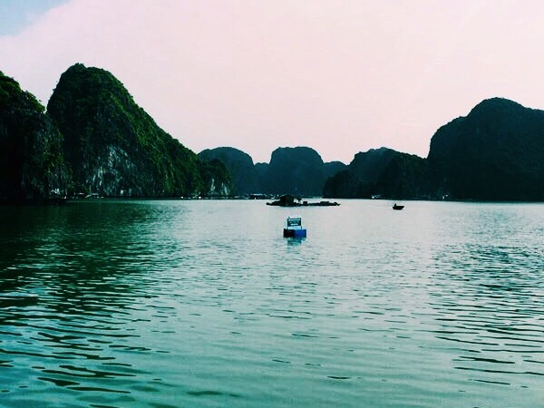 Baie d'Halong - Vietnam - Wonderluhsters