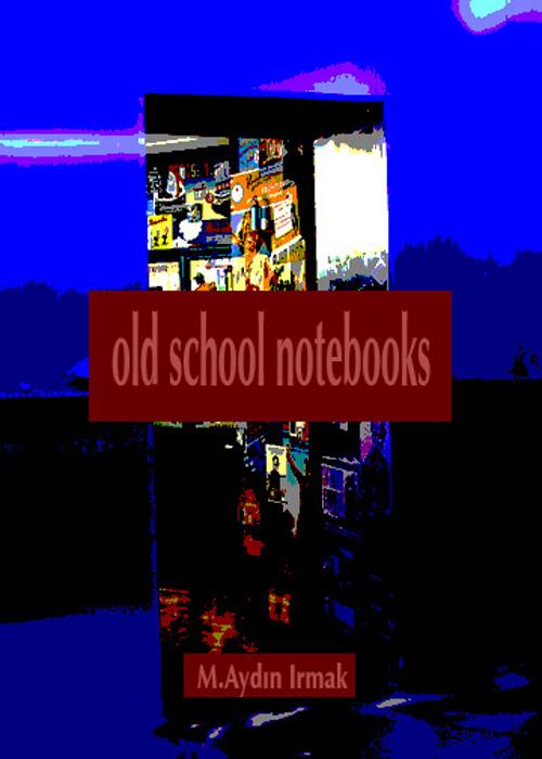 old school notebooks