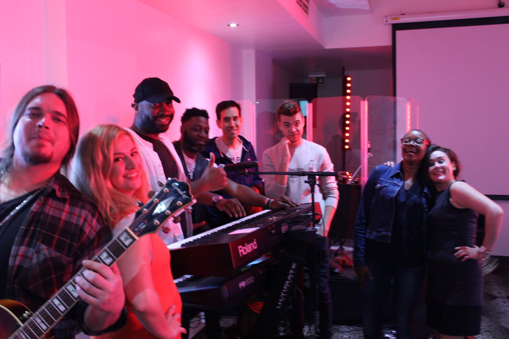 One Music   One London Music is an emerging sound of the 21st century, creating a new dimension in worship and inspiring people through music. We love the unpredictability, creativity and depth of worship.